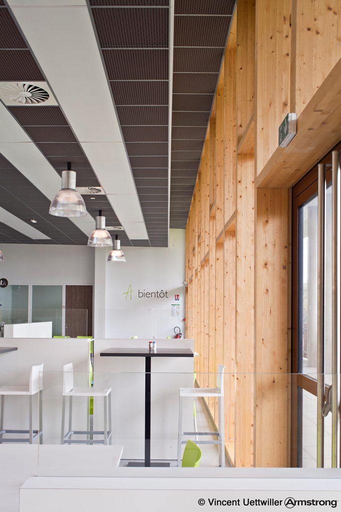Diseño, sostenibilidad Armstrong - Ad'ip