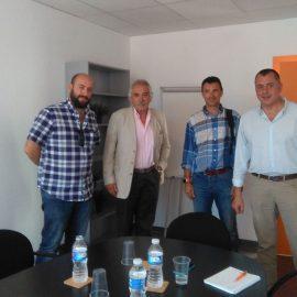 """AD'IP se reúne con ADASEC """"Asociación de Distribuidores de aislamientos y sistemas de construcción en seco"""