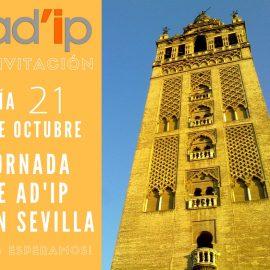 INVITACIÓN Reunión en Sevilla el próximo día 21 de octubre del 2016