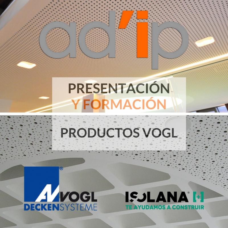 PRESENTACION Y FORMACIÓN PRODUCTOS VOGL. 2