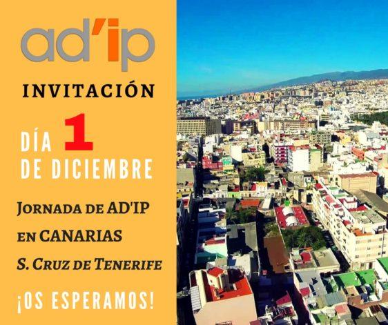 INVITACIÓN Reunión en Santa Cruz de Tenerife (Canarias) el próximo día 1 de diciembre del 2016