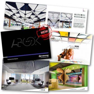 Armstrong Ceilings exhibe sus proyectos en Europa