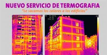 Saint-Gobain Placo ofrece su nuevo servicio de termografía