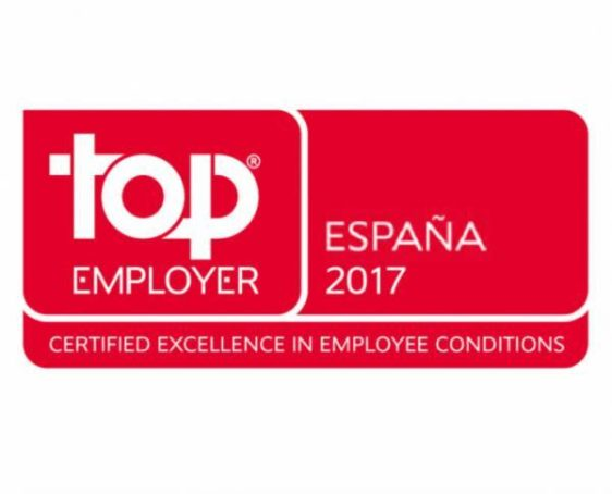 Placo, ha logrado la certificación 'Top Employers 2017'