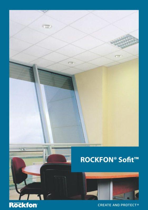 Nuevo acabado ROCKFON Sofit
