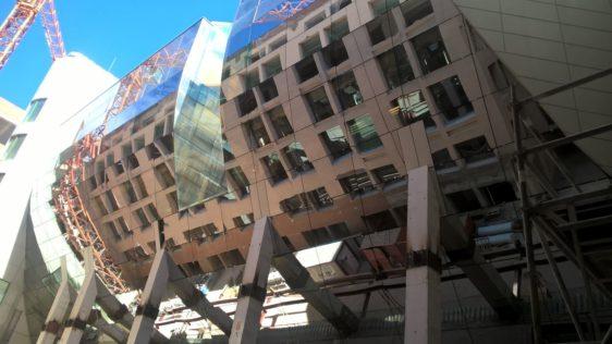 Aislamiento de URSA en el Business Park de Madrid