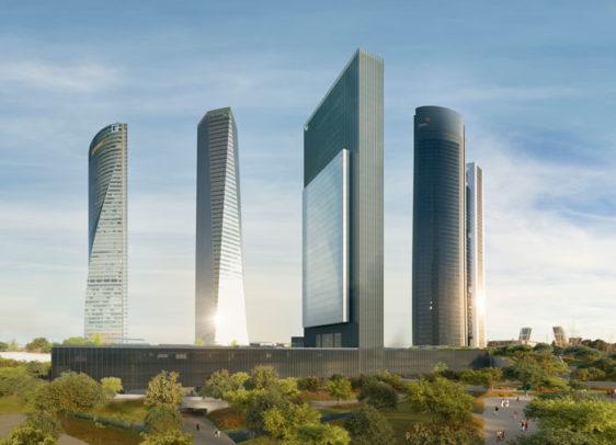 Caleido, el quinto rascacielos