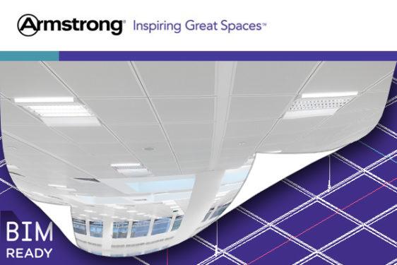 Armstrong, especialista en soluciones de techos acústicos