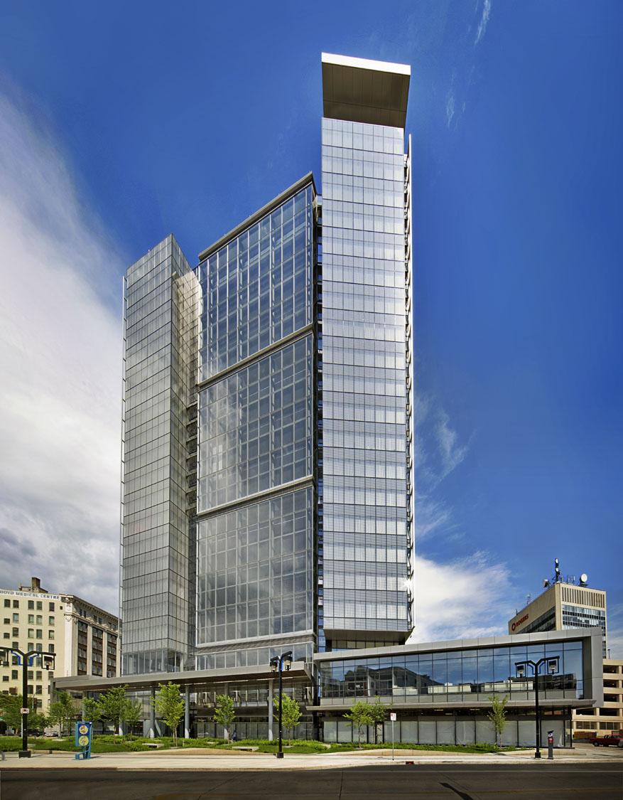 10 Edificios sostenibles en el mundo 5