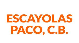 ESCAYOLAS PACO, C.B. asociados AD'IP