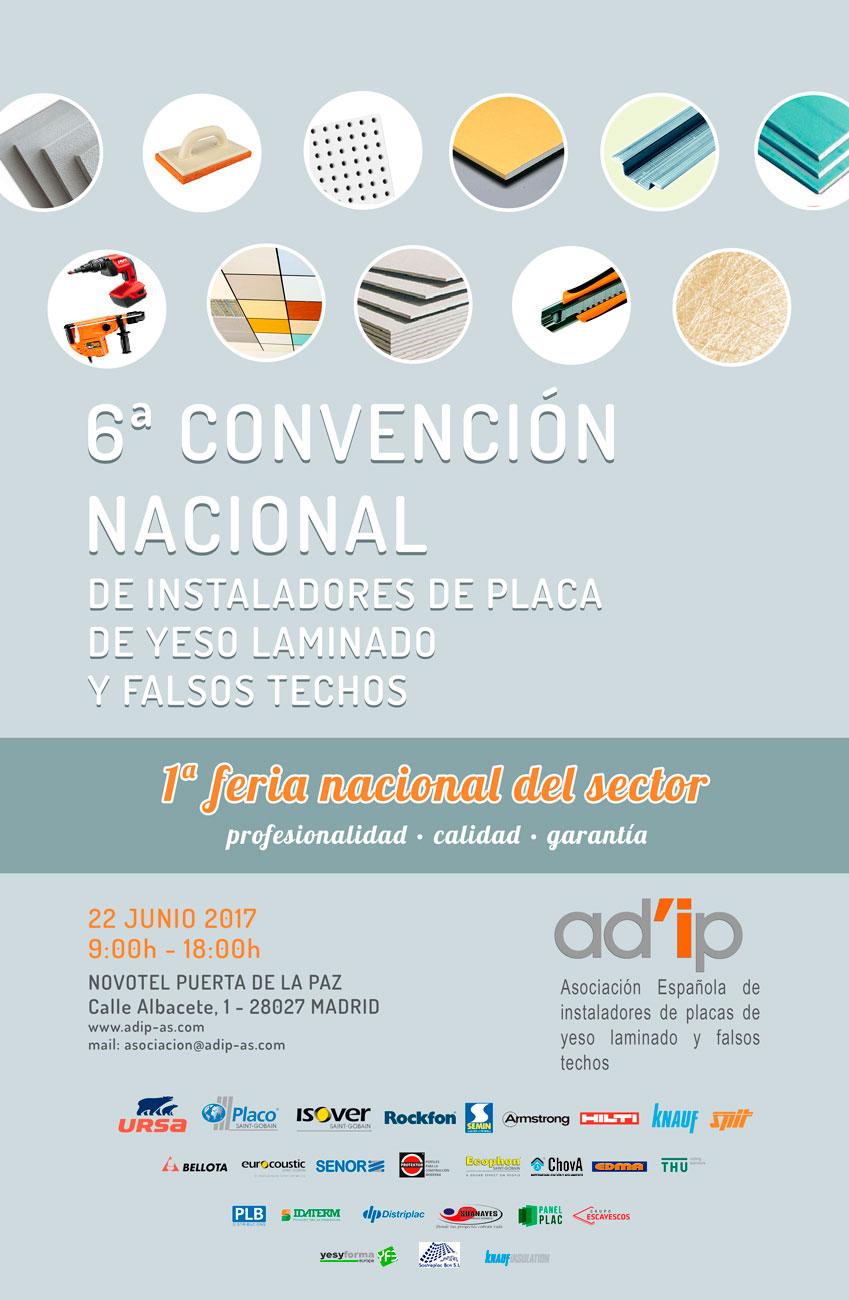 6ª CONVENCIÓN NACIONAL DE INSTALADORES