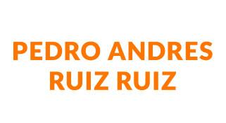 PEDRO ANDRES RUIZ RUIZ