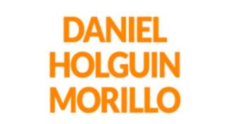 DANIEL HOLGUIN MORILLO