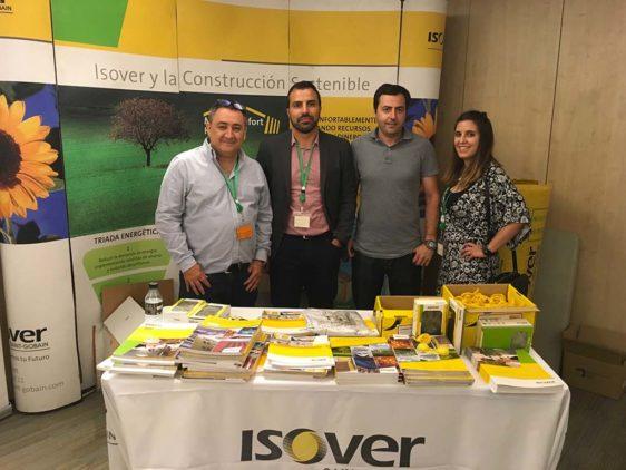 Resumen 6ª Convención Nacional, de la Empresa patrocinadora ISOVER