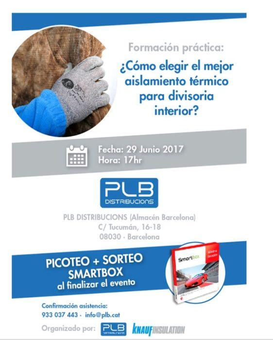 Formación práctica de la empresa distribuidora Distribucions PLB, S.L.