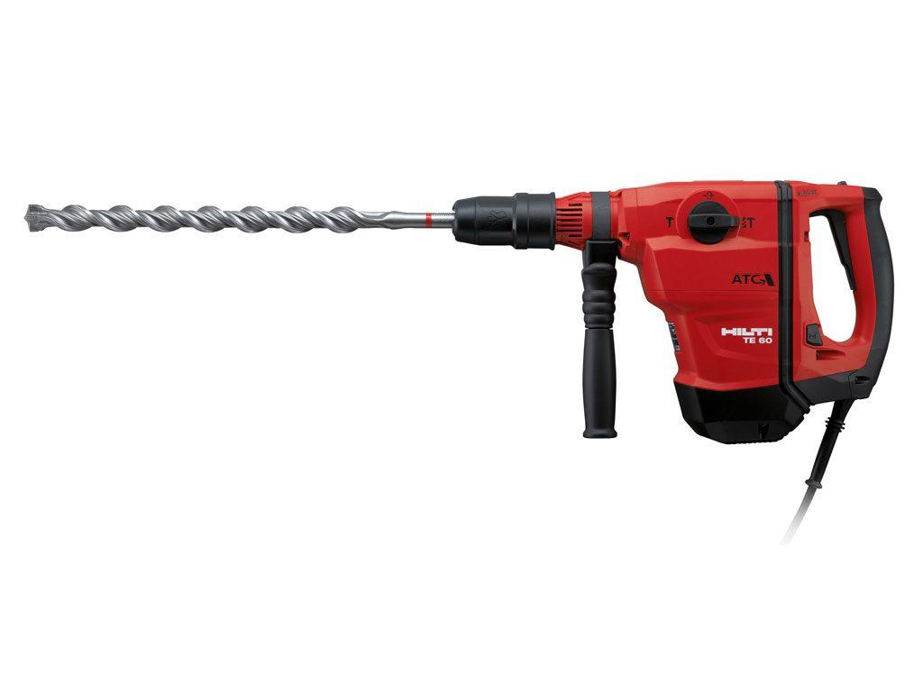 HILTI RECIBE CINCO PREMIOS RED DOT martillo combinado