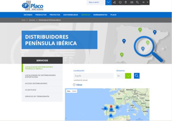 Saint-Gobain Placo estrena su nueva página web