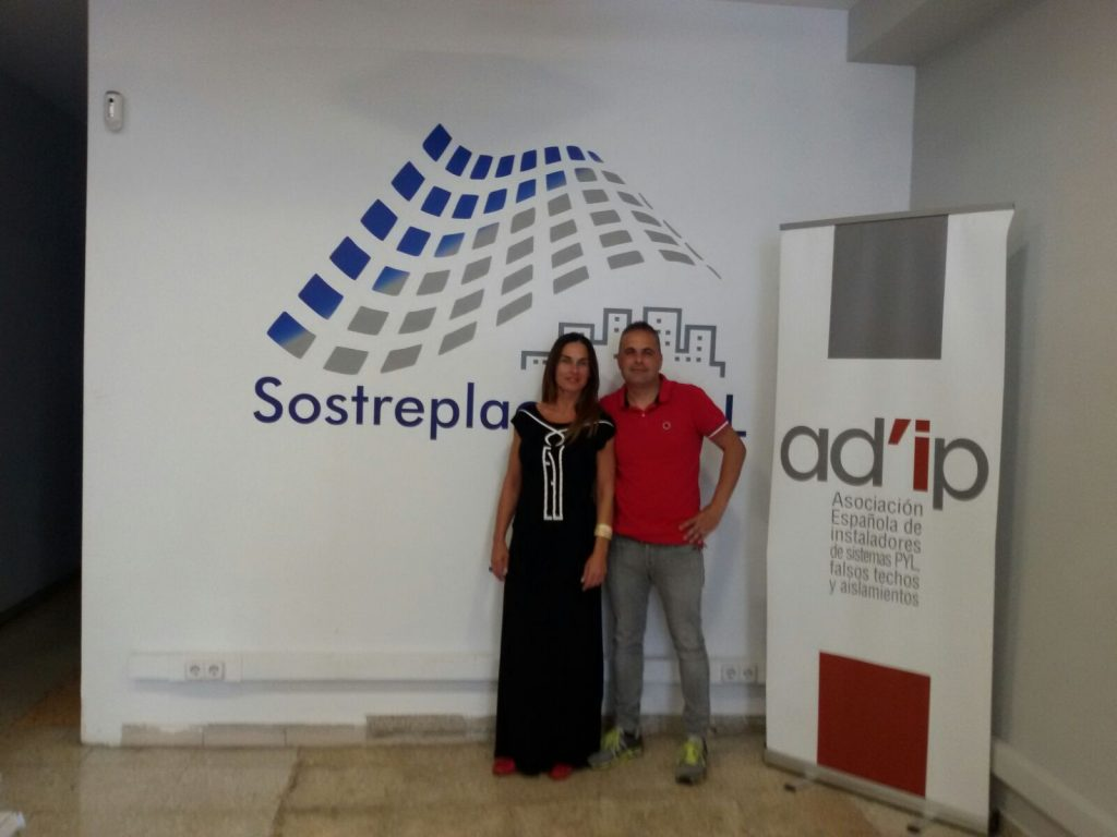 A'DIP informando en la empresa Sostreplac
