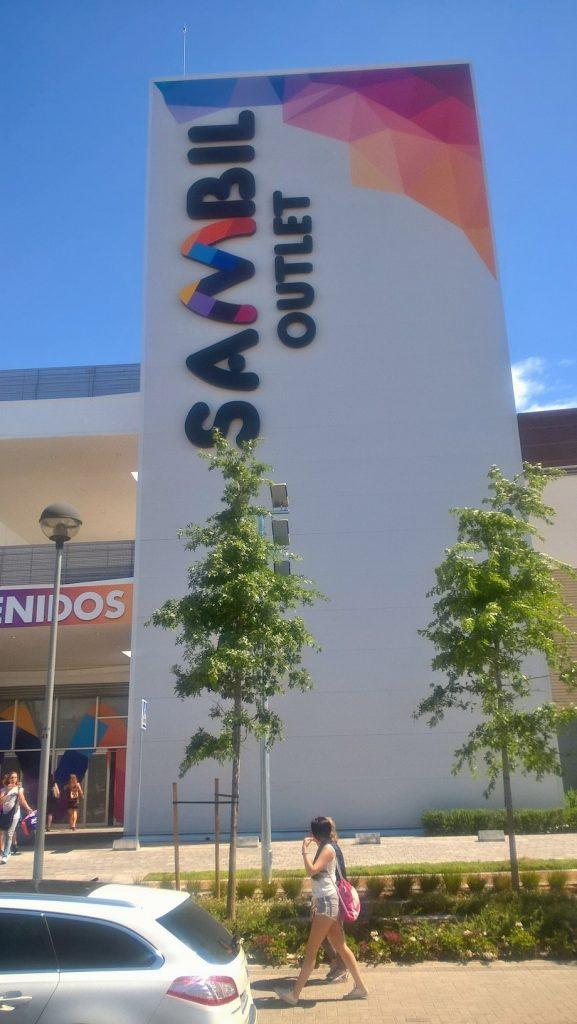 URSA AIR en el nuevo Centro Comercial SAMBIL 2