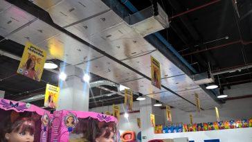 URSA AIR en el nuevo Centro Comercial SAMBIL 3