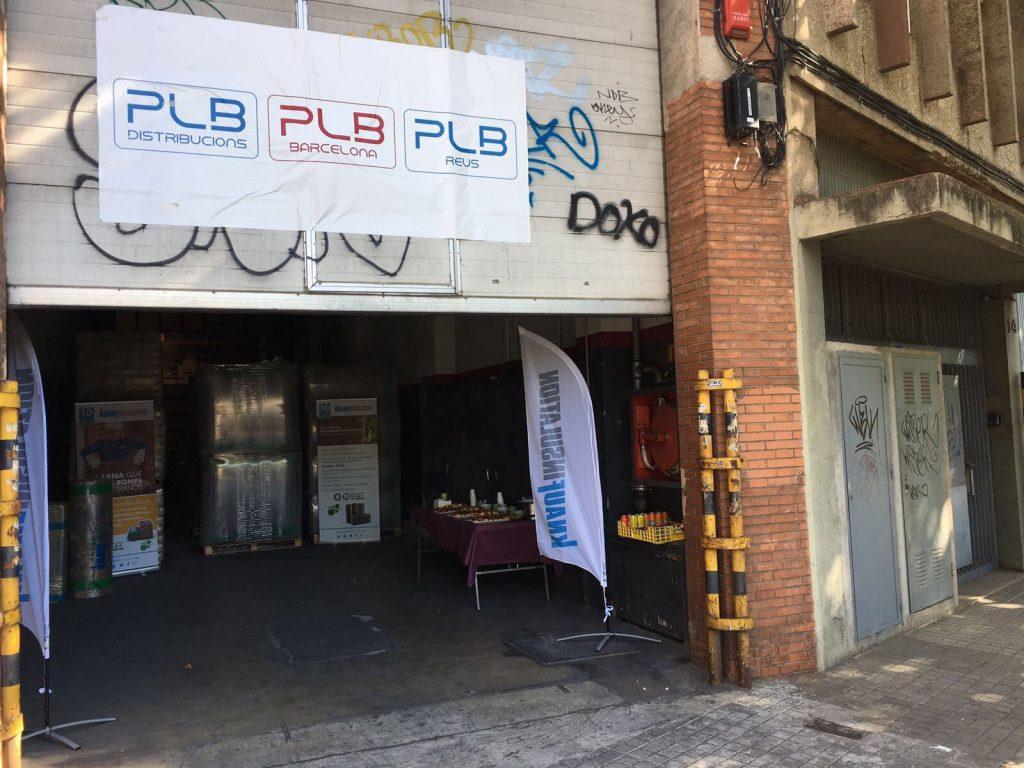 La empresa distribuidora Distribucions PLB 3
