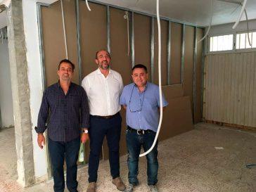 Noticia AD'IP: Visita de Yesiforma y Kanuf insulation