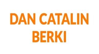 DAN CATALIN BERKI