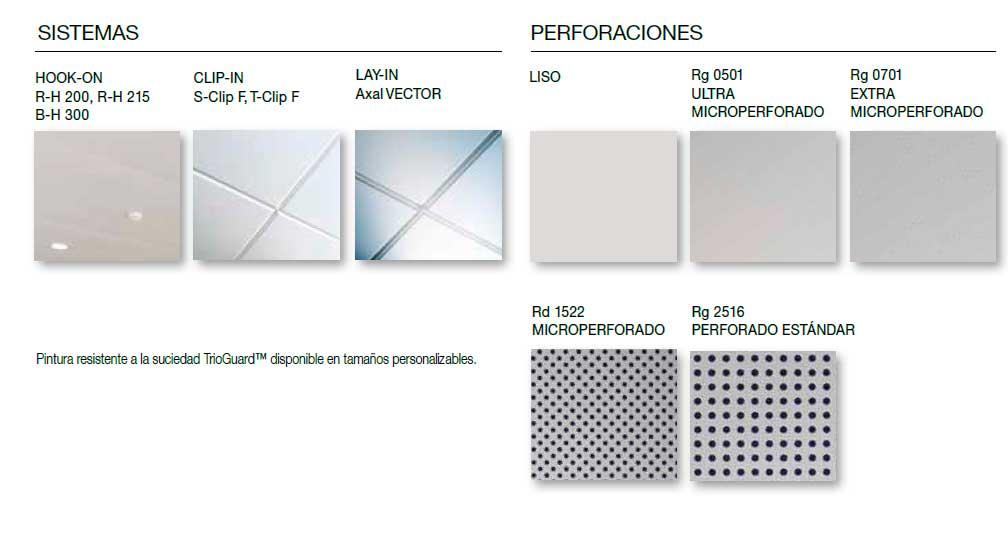 TrioGuard ™ de Armstrong, techos metálicos más limpios y duraderos. Revestimientos