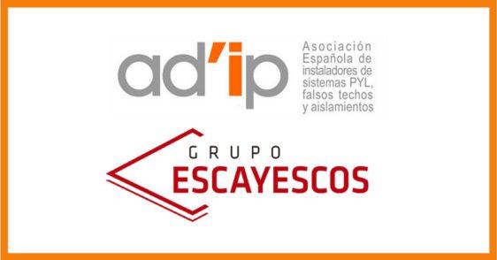 Desde AD'IP damos la bienvenida al Grupo Escayescos