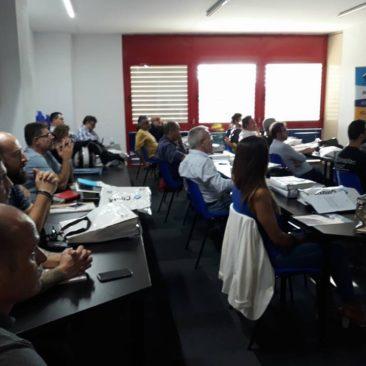 Fotos y Resumen de la Jornada Presentación de productos de la empresa CHOVA