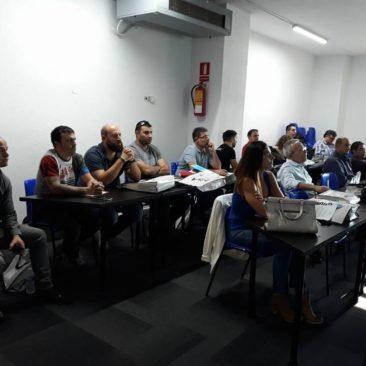 Fotos y Resumen de la Jornada Presentación de productos de la empresa CHOVA 3