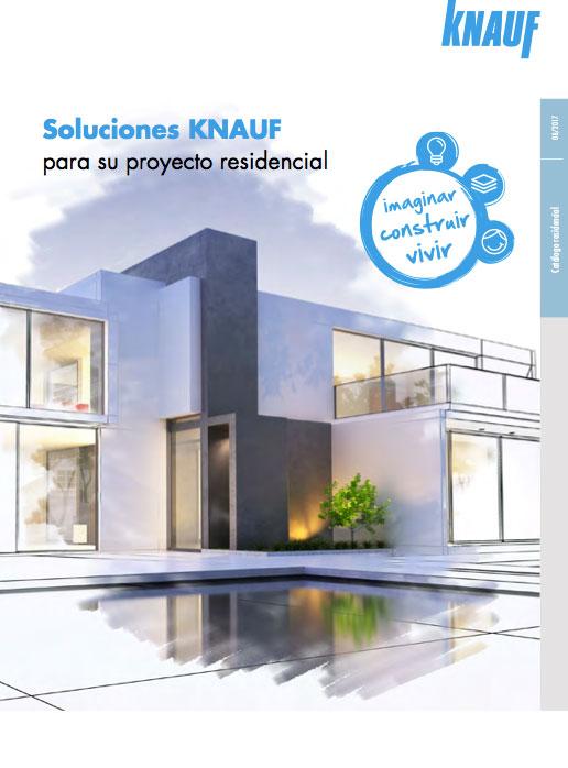 catálogo Knauf, empresa colaboradora de AD'IP