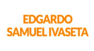 EDGARDO SAMUEL IVASETA