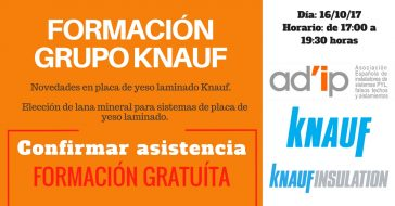 FORMACION GRUPO KNAUF
