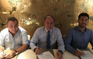 SAINT-GOBAIN PLACO IBÉRICA Y AD´IP FIRMAN UN CONVENIO MARCO DE COLABORACION