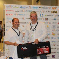 Sorteo, Feria AD'IP 8