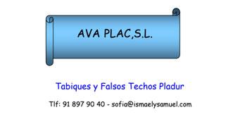 AVA PLAC asociado AD'IP