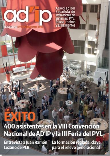 Revista nº40 2º cuatrimestre 2019