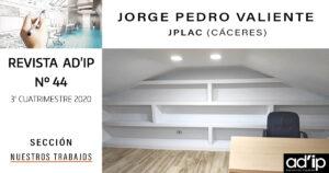 REVISTA-AD'IP-44-JORGE-PEDRO-VALIENTE-JPLAC-PORTADA