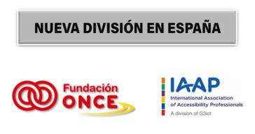 Publicación-fundación-once-IAAP-nueva-división-España