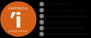 Círculo-Empresa-Homologada+6-Homologaciones-AD'IP