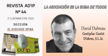 REVISTA-AD'IP-DAVID-DALMAU-GESTIPLAC-EL-ASOCIADO-OPINA