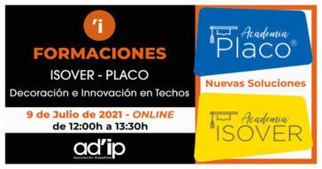 PORTADA-Formación-PLACO-ISOVER-AD'IP-Asociación-Española