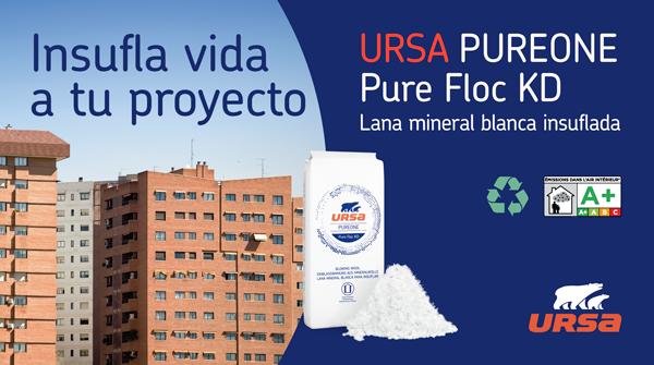 URSA PUREONE Pure Floc KD