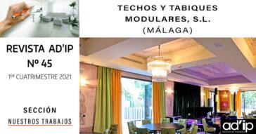 REVISTA-AD'IP-45-TECHOS-Y-TABIQUES-MÁLAGA